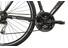 Serious Cedar Hybrid hybride fiets zwart